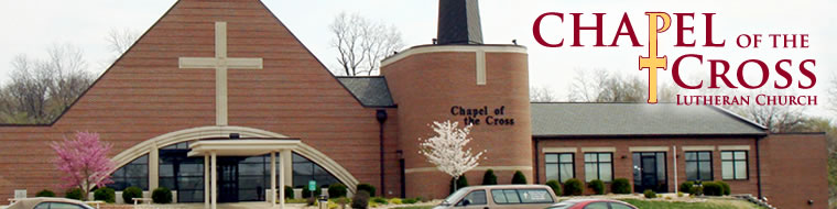 Chapel of the Cross Lutheran - St Peters